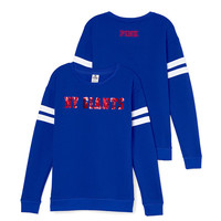 New York Giants Bling Crewneck Tee