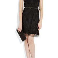 ALICE by Temperley|Fabienne tulle and crepe dress|NET-A-PORTER.COM
