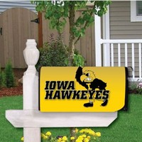 University of Iowa Magnetic Mailbox Cover (Design #4)