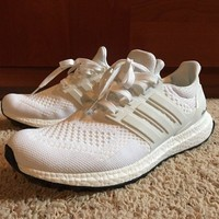 ADIDAS Ultra Boost 1.0 Shoes White 11 Kanye