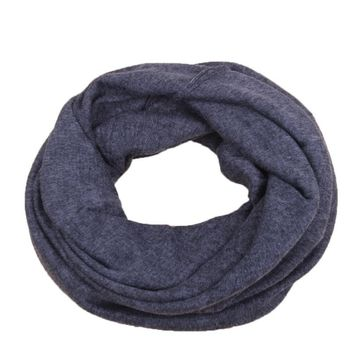 HOT New Arrival 27 cm * 26 cm Winter Lady Women Hat Scarf And Hat Head Dual-use Knitted Chic Warm Cap 2017 Vicky