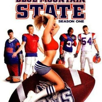 Blue Mountain State Metal Print 8in x 12in
