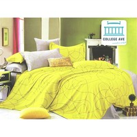 Floresce Twin XL Comforter Set - College Ave Designer Series Products For Dorm Rooms XL Twin Bedding