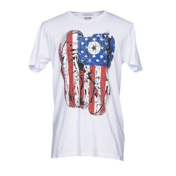 CONVERSE ALL STAR T-shirt - T-Shirts and Tops U | YOOX.COM