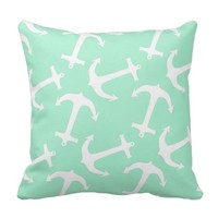 Magic Mint and White Anchors