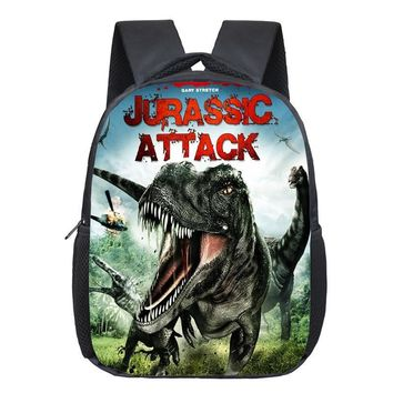 Animals Backpacks Dinosaur Magic Dragon Backpack For Kids Schoolbags Boys Girls School Bags Daily Backpack Children BookBags