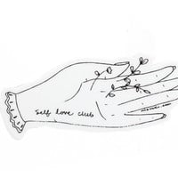 Self Love Club Sticker