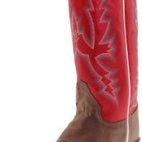 "Justin Boots Women's Bent Rail13"" Square-toe Boot"