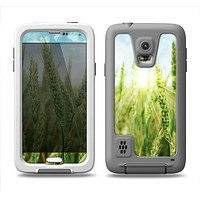 The Sunny Wheat Field Samsung Galaxy S5 LifeProof Fre Case Skin Set