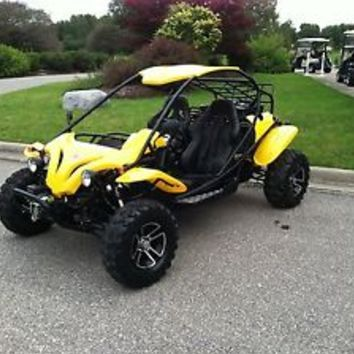 2012 XY Powersports XY500GK Ground Pounder Dune Buggy/Sand Rail