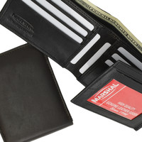 Men's Wallets - Men's Leather Wallets, Money Clips, Leather Wallet