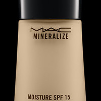 M·A·C Cosmetics | New Collections > Perfect > Mineralize Moisture SPF15 Foundation