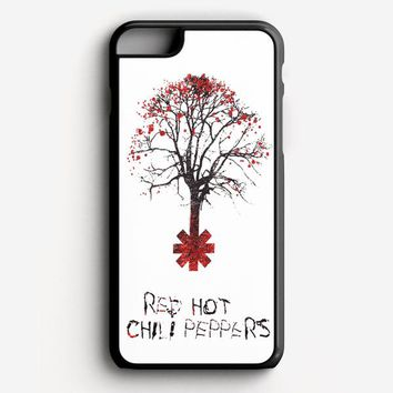 Tree Of Red Hot Chili Peppers iPhone 8 Plus Case