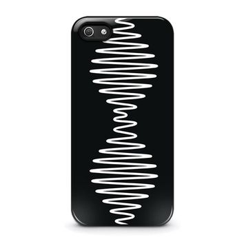 arctic monkeys icon iphone 5 5s se case cover  number 1