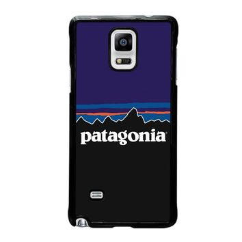 PATAGONIA FLY FISHING SURF Samsung Galaxy Note 4 Case Cover
