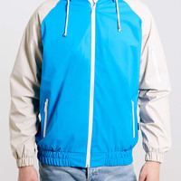 Rains Two Tone Waterproof Bomber Jacket - Topman