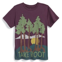 Boy's Peek 'Take Root' T-Shirt
