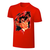 Randy Orton Rob Schamberger Art Print T-Shirt