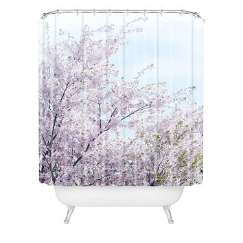 Chelsea Victoria Awakening Shower Curtain