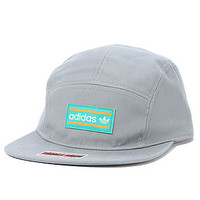The 5th Ave 5-Panel Cap in Tech Grey