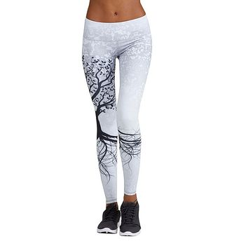 daf1e5f99d Women Printed Sports Yoga Workout Gym Fitness Exercise Athletic