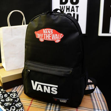 VANS OFF THE WALL Canvas Backpack