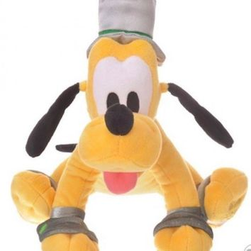Disney D23 Expo Japan 2018 Pluto Top Hat Small Plush New with Tag