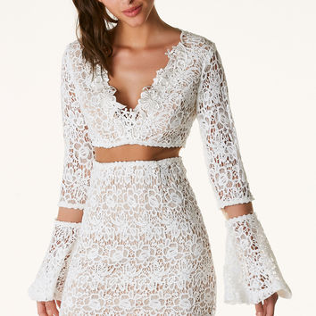 Crochet Wonderland Dress