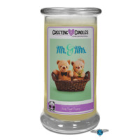 Mister & Misses   Jewelry Greeting Candles