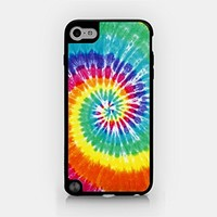 for iPod Touch Gen 5 - Tie Dye - Hipster