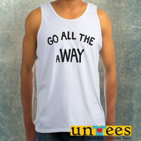 Go All The Away Luke Hemmings 5sos Clothing Tank Top For Mens