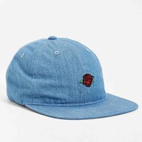 OBEY Rose Strapback Hat