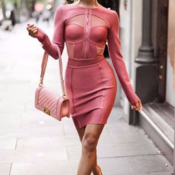 Frankie Bandage Dress