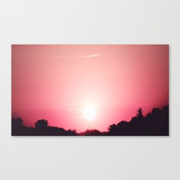 I'll See You Again Canvas Print by Faded  Photos