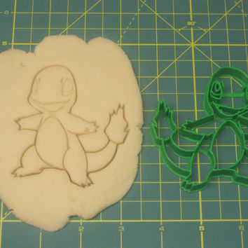 Charmander Cookie Cutter