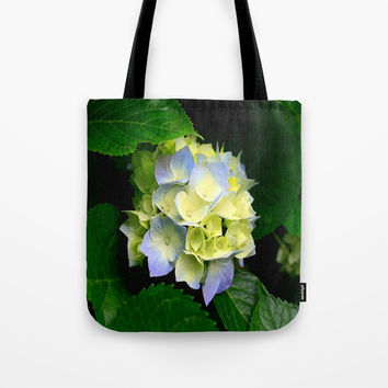 Hydrangea Tote Bag by Chris' Landscape Images & Designs