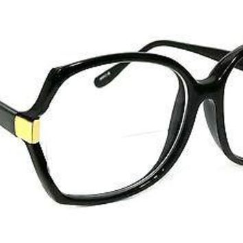 WOMEN RETRO READING GLASSES BIFOCAL OVERSIZED DIXIE STYLE LARGE FRAME READERS