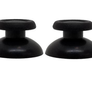 Games&Tech 2 Pcs Replacement Analog Joystick Thumb Stick Thumbstick for Sony Playstation 4 PS4 Controller