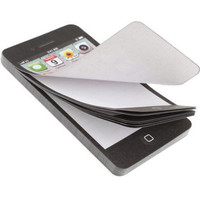 Free Shipping New Arrival Sticky Post It Note Paper Cell Phone Shaped Sticker Gift