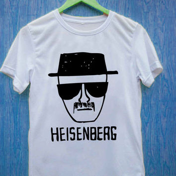 Breaking Bad heisenberg    T-Shirt Unisex Adults