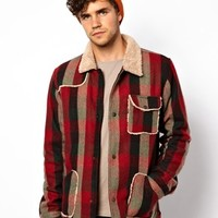 The Critical Slide Society Jacket In Check