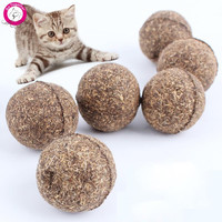 2Pcs/lot Pet Cat Toys Natural Catnip