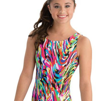Party Time Value Tank Leotard from GK Elite