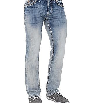 Rock Revival Bolivar Slim Straight Jean