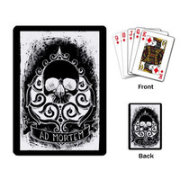 Ace Skull Playing cards
