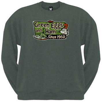 Dr. Seuss - Roadside Sam Crew Neck Sweatshirt