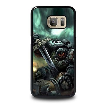 WARHAMMER BLACK TEMPLAR Samsung Galaxy S7 Case Cover