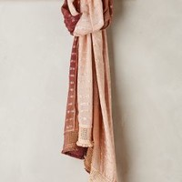 Rust Patina Scarf by Anthropologie in Copper Size: One Size Scarves