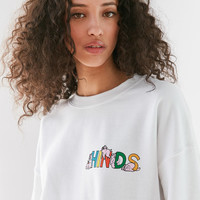 Hinds Pigs Crew-Neck Sweatshirt | Urban Outfitters