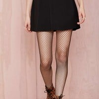 Alina Fishnet Tights